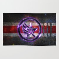 n7 Area & Throw Rugs featuring N7 Paragade/Renagon by Toronto Sol
