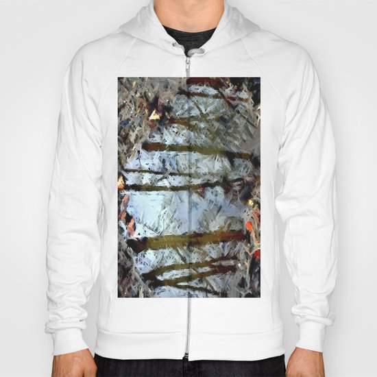 reflex in nature Hoody