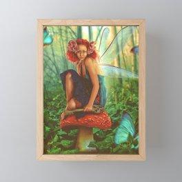 Spring Memories Framed Mini Art Print