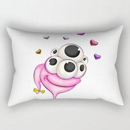 Monster in love Rectangular Pillow