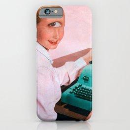 Eye love you iPhone Case