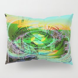 Pendulum Pillow Sham