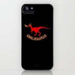 Chilisaurus Chili Dino iPhone Case
