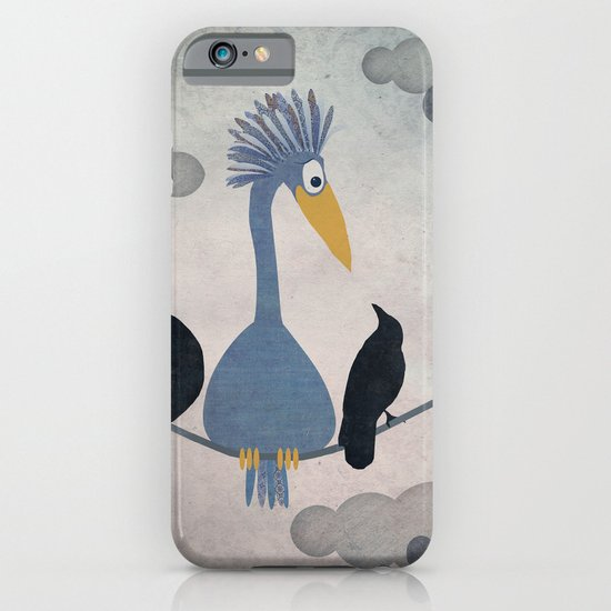 "For ""The Birds"" iPhone & iPod Case"