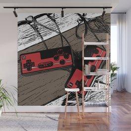 joystick Wall Mural