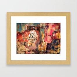 Stomping Ground Framed Art Print