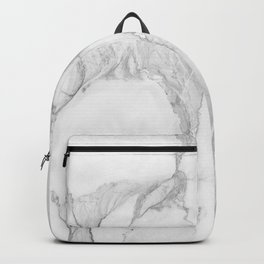 White Marble Edition 4 Backpack