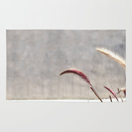 brentwood weeds Rug