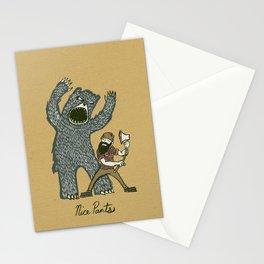 Nice Pants Stationery Cards
