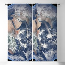 2014 NASA Blue Marble Blackout Curtain