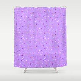 Omg, Sprinkles Shower Curtain