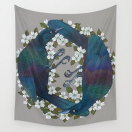 Grackels Wall Tapestry
