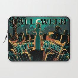 KOTA MUNDI Halloween Poster Laptop Sleeve