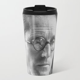 Rare Le Corbusier Potrait Travel Mug