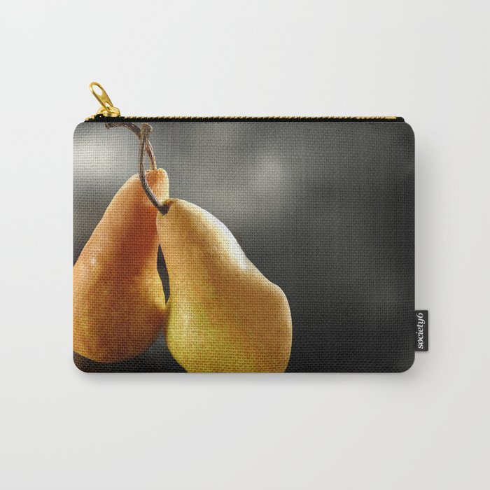 Dancing Pears Carry-All Pouch
