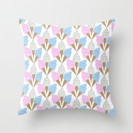 Glass - Svensk sommar Throw Pillow