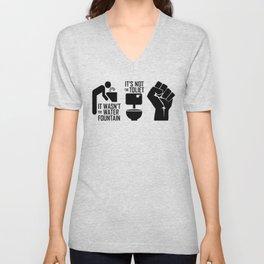 Resist, It's Not Unisex V-Neck