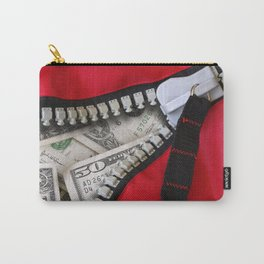 Money Bag Carry-All Pouch