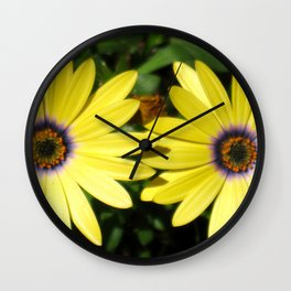And Pretty Maids All In A Row Wall Clock