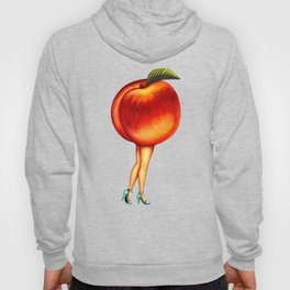 Peach Girl Hoody