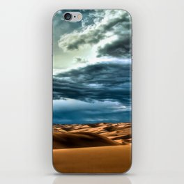 California's Desert iPhone Skin