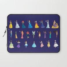 Princesses & Heroines Laptop Sleeve