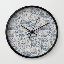 an-toile-lite Wall Clock