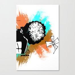 ruffandtuff Canvas Print