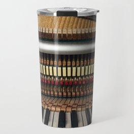 Piano inside Travel Mug