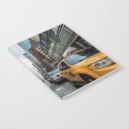 New York Taxi Notebook