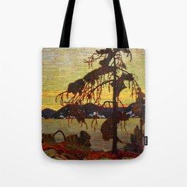 Tom Thomson - The Jack Pine Tote Bag