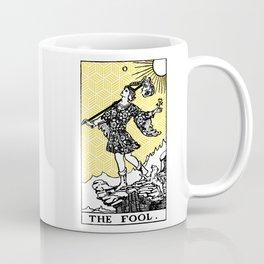 Geometric Tarot Print - The Fool Coffee Mug