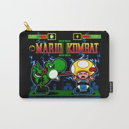 Mario Kombat II Carry-All Pouch