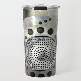 Metal Collage Travel Mug