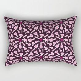 Pink bottle alchemy Rectangular Pillow