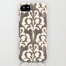 Damask1 iPhone (5, 5s) Slim Case
