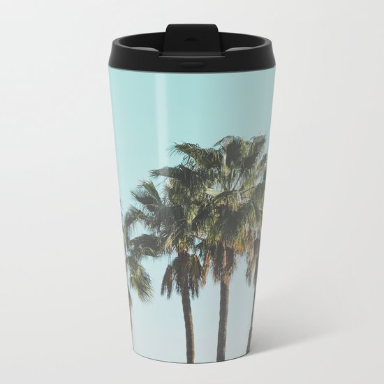 Los Angeles Metal Travel Mug