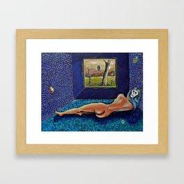 Homage to Velasquez Framed Art Print