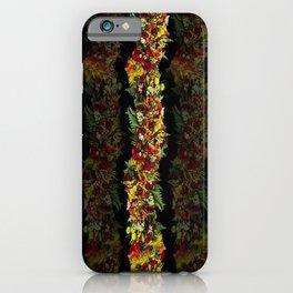 Hawaiian Haku Lei iPhone Case