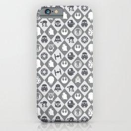 Galactic Pattern I iPhone Case