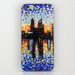Perth City Sunrise iPhone Skin