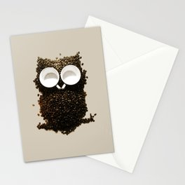 Hoot! Night Owl! Stationery Cards