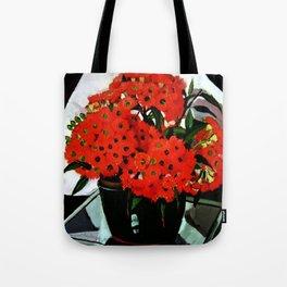 """Coastal Gums"" by Australian Artist Margaret Preston Tote Bag"