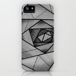 Abyss iPhone Case