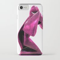 ninja iPhone & iPod Cases featuring Ninja by Dawn East Sider