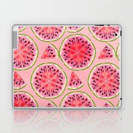 pink watermelon pattern Laptop & iPad Skin