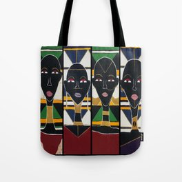 Ambitiously Divine Tote Bag