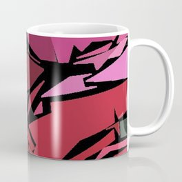Three Roses Coffee Mug
