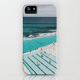 Bondi Icerbergs iPhone Case