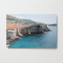 Dubrovnik 1 Metal Print